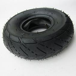 CHI YUAN Tire & Inner Tube 3.00-4 for ATV Elderly Tricycle E