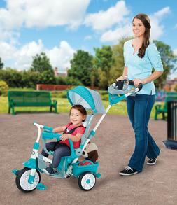 NEW Toddler Bike Perfect Fit 4 in 1 Trike Tricycle Grows You