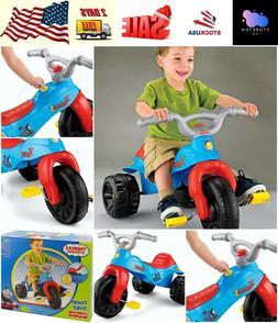 Toddler Boy Tricycle Fisher Price Harley Davidson Bike For K