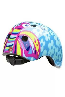 Schwinn Toddler Burst Butterfly Bike Helmet - Blue