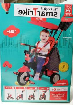 New Kid's Toddler Tricycle Covertible Push Trike SmarTrike G