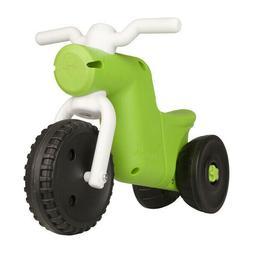 YBIKE Toyni Tricycle Balance Bike, Green- Free Shiping