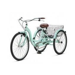 Tricycle Adult Trike For Women Men Cycle 3-Wheel Bike Tri Bi