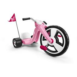 Radio Flyer Tricycle Big Wheels Children Trike Pink Outdoor