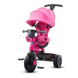 tricycle covered pink tricycoo 4