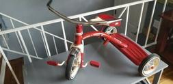 Radio Flyer Tricycle Model #33 Dual Deck Vintage Look Bell S
