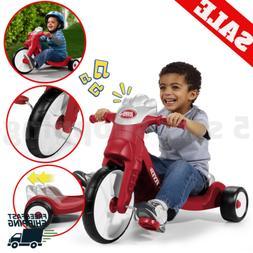 Tricycle Toddler Kids Outdoor Bikes Toy 3 Wheels Big wheel b
