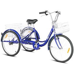 tricycle trike cruise bike three