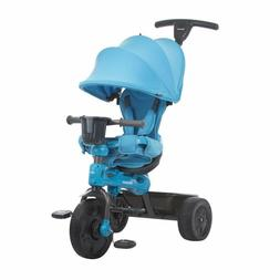 JOOVY Tricycoo 4.1 Tricycle, Blue Outdoor Toys Ride-on Trike