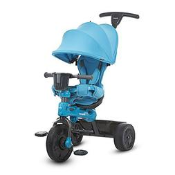 Joovy Tricycoo 4-in-1 Baby Tricycle for Kids — Blue
