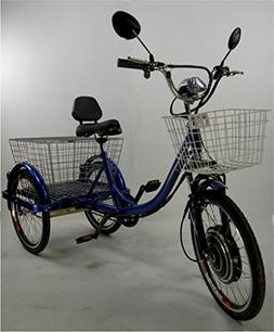 Adult Electric Motorized Trike Tricycle Scooter