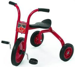 Angeles 12 in. Trike in Red and Black - Set of 2
