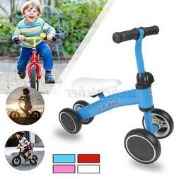 US No Pedal Kid Toddler Balance Bike Bicycle Tricycle Beginn