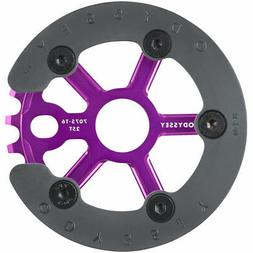 Odyssey Utility Pro Sprocket 25T With Guard Anodized Purple