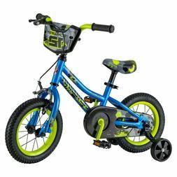 "Schwinn Valve BMX-style 12"" Kids Bike - Blue"