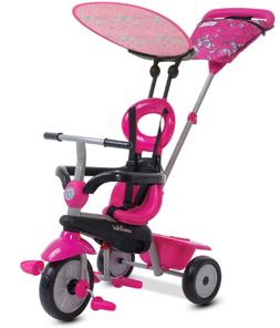 smarTrike Vanilla Baby Tricycle, Pink