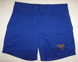 Vintage Los Angeles Rams Coaches Bike Shorts- Medium/never u