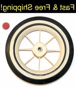 Radio Flyer Wagon Replacement Rear Wheel For 18 Classic Red