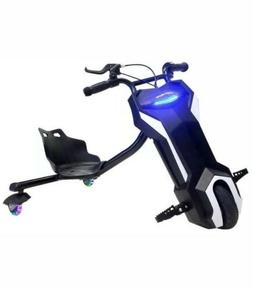 weduu electric drifting scooter tricycle led lights