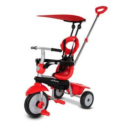 smarTrike Zoom 4 in 1 Baby Toddler Trike Tricycle Toy for 15