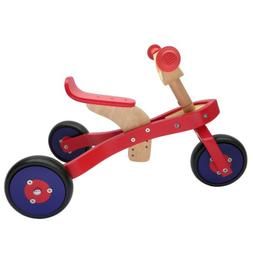 zum wooden tricycle ride toy